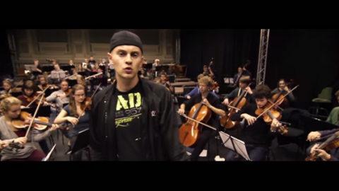 Eine Jugend Rap Video
