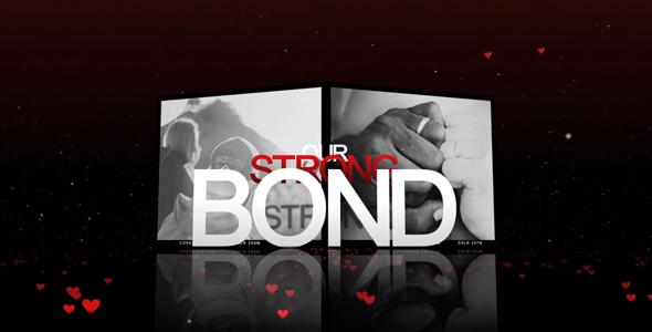 Romantic AE slideshow template VideoHive