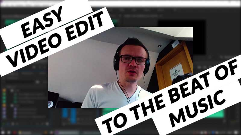 Editing Video on Background Music