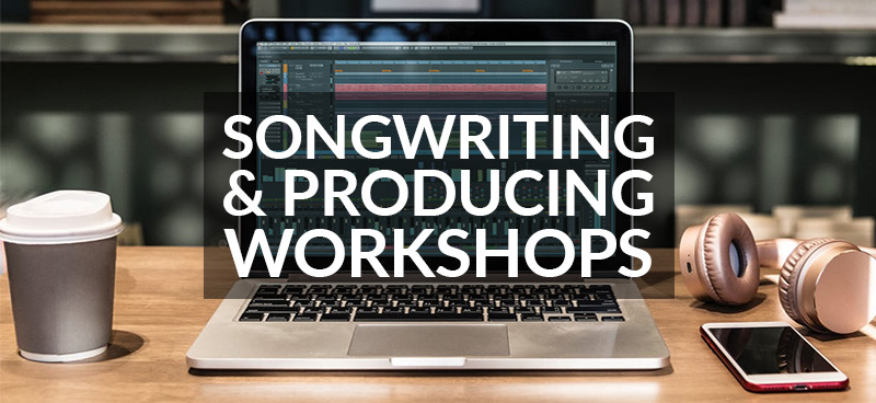 Tonstudio Workshop Songwriting Producing in Dresden