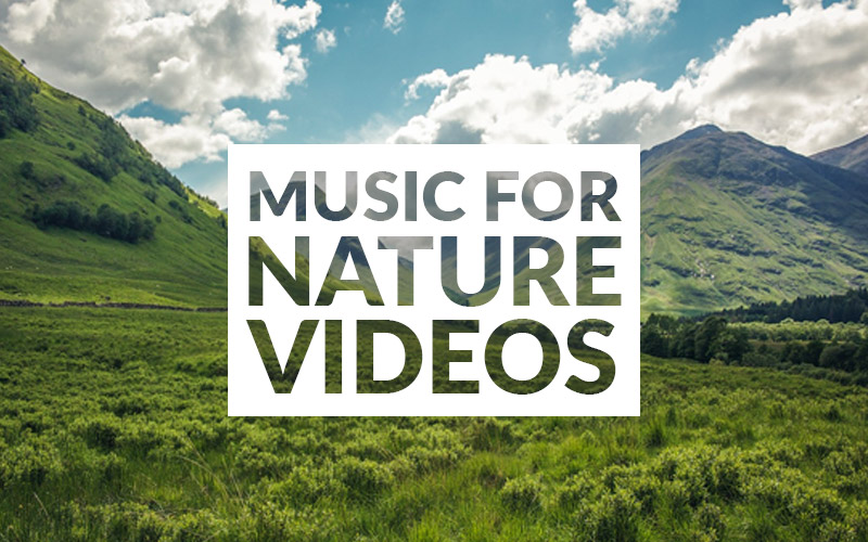 Music for Nature Videos Title
