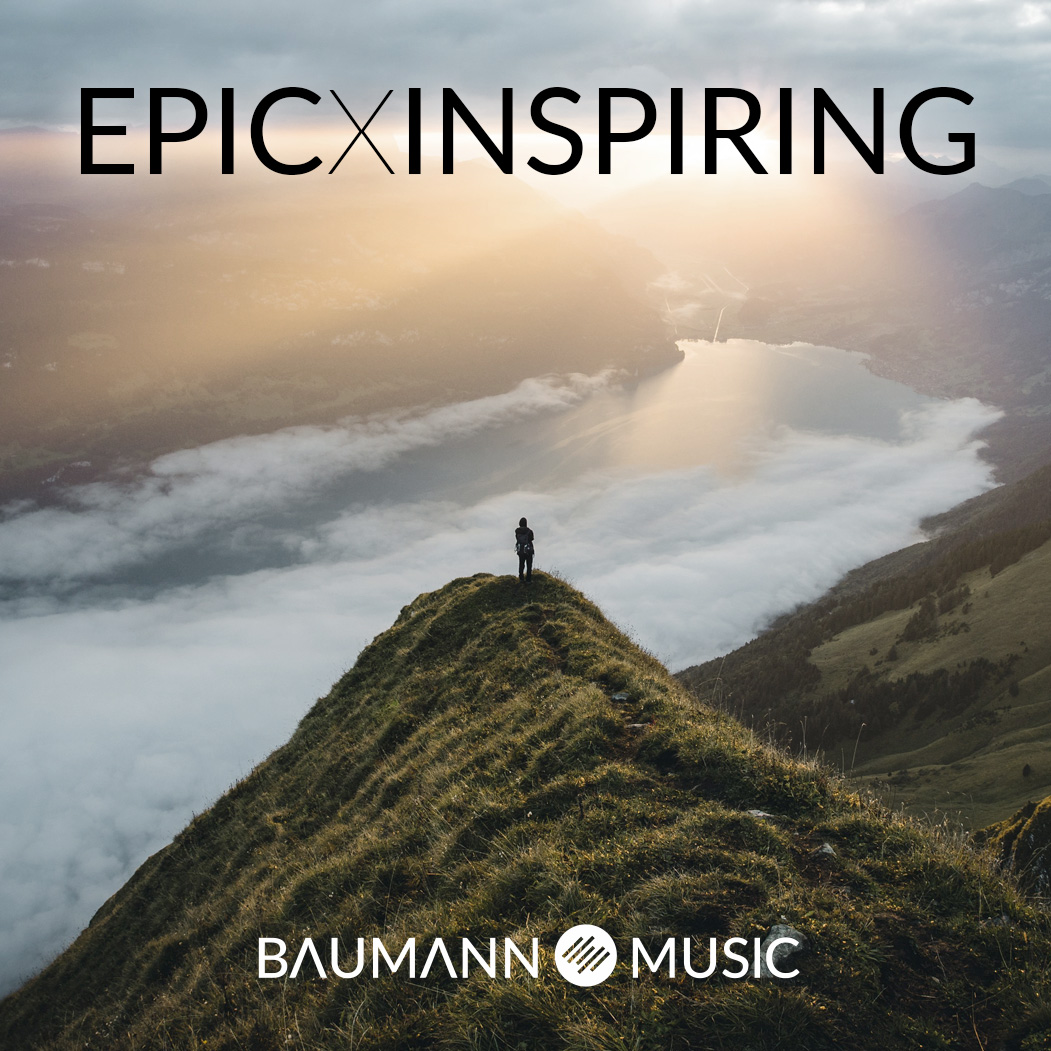 Epic Inspiring Playlist Cover